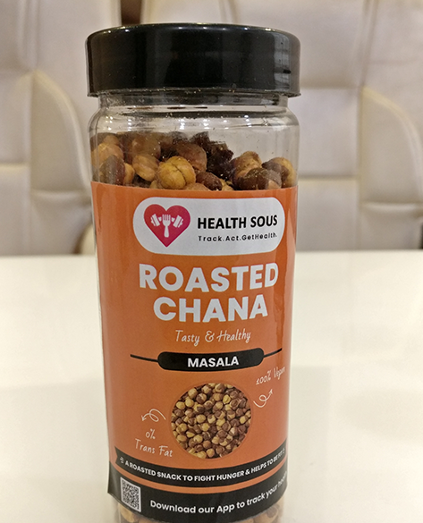 Healthsous  roasted chana